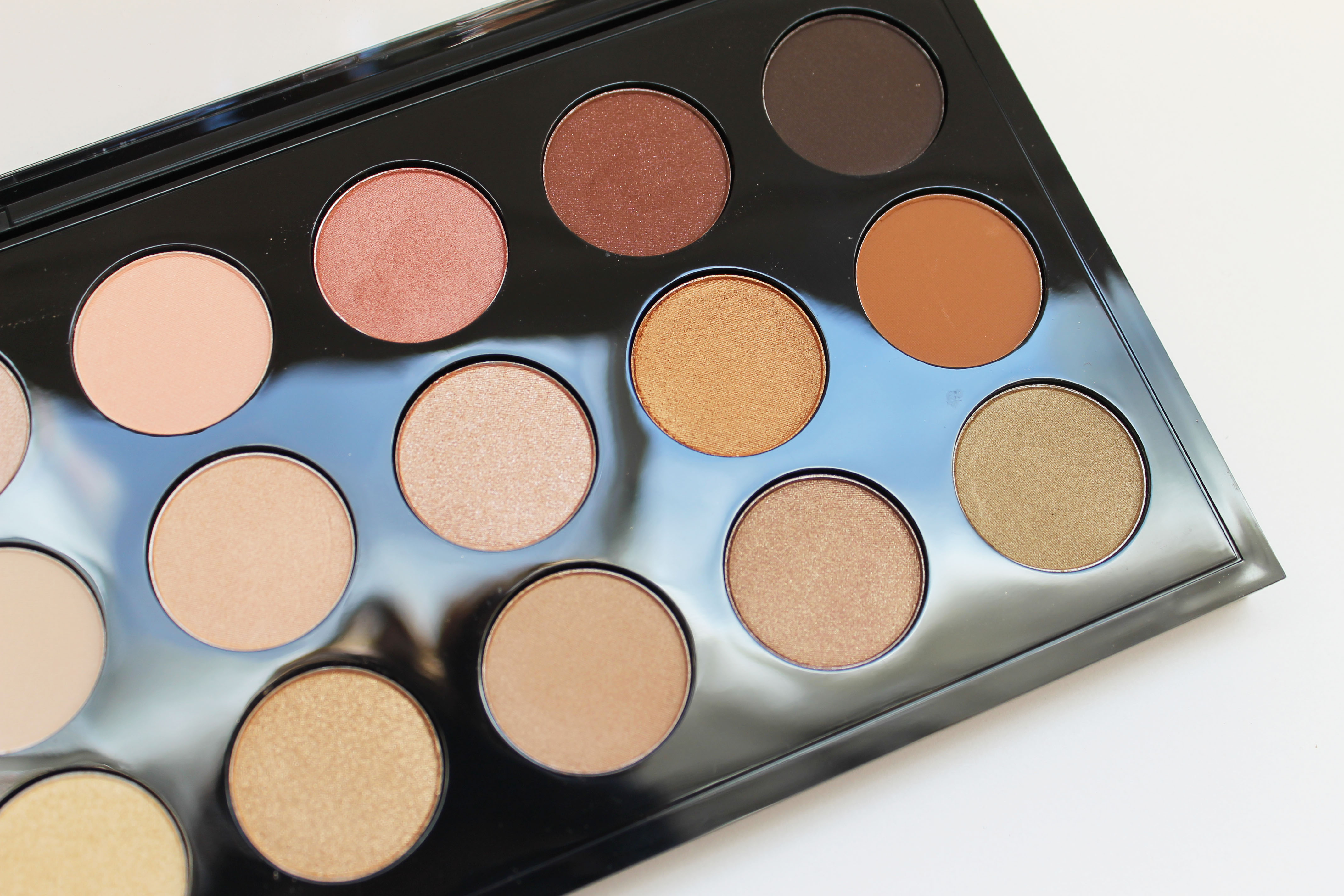 Mac eyeshadow x 15warm neutral palette the beauty vanity llc a mac eyeshadow x 15warm neutral palette thecheapjerseys Image collections