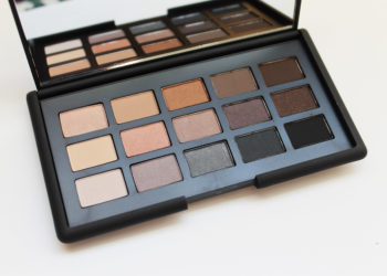 NARS The NARSissist Eyeshadow Palette review swatches