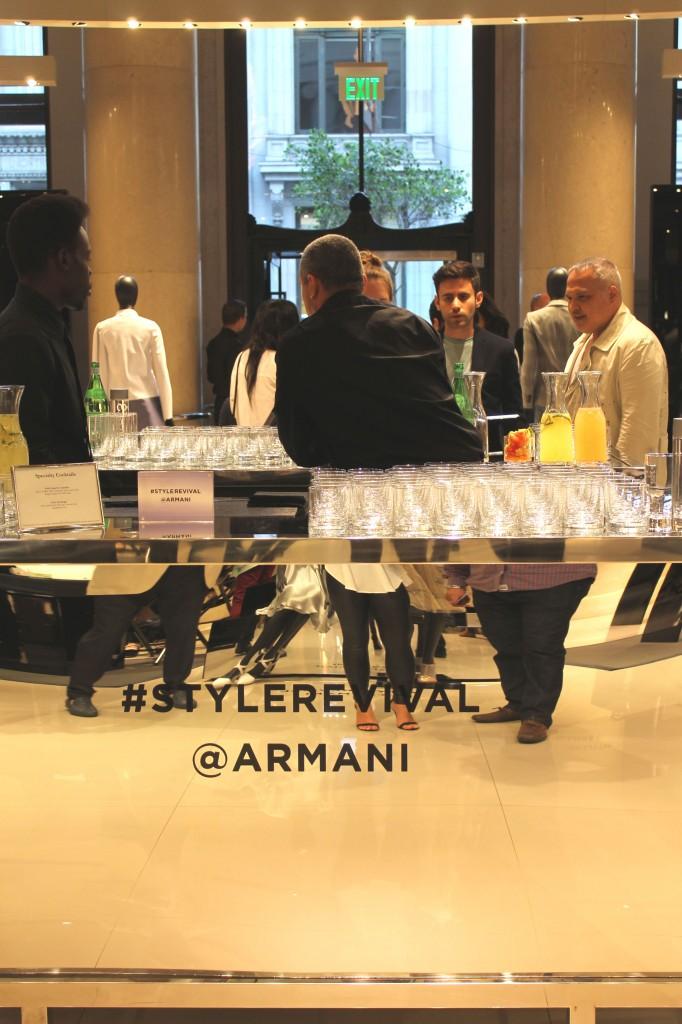 Armani Lucky #stylerevival