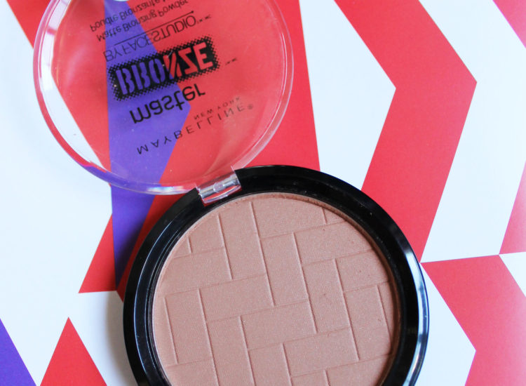 Maybelline Face Studio Bronzer Paradise Bronze Review