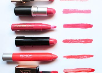 Coral Summer Bright Lips