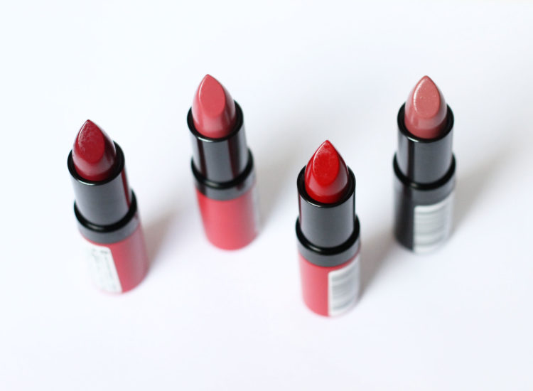 Rimmel Kate Moss Lasting Finish Lipstick Review and Swatches