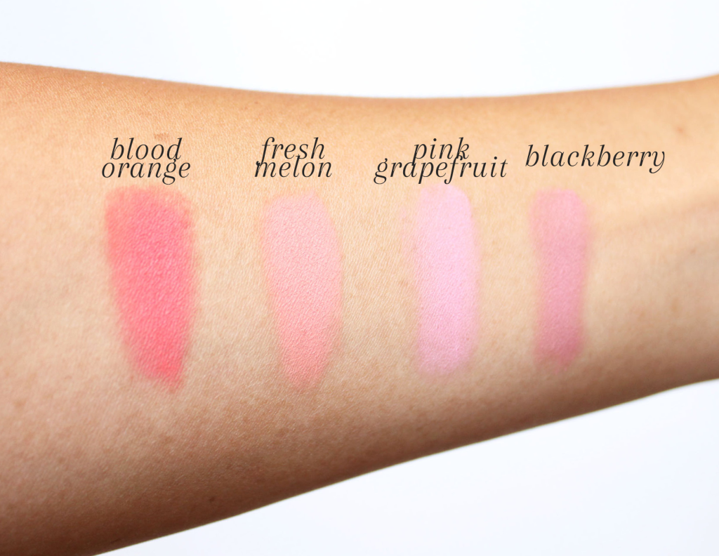 ... Beauty Vanity | City Color Be Matte Blush Swatches and Review