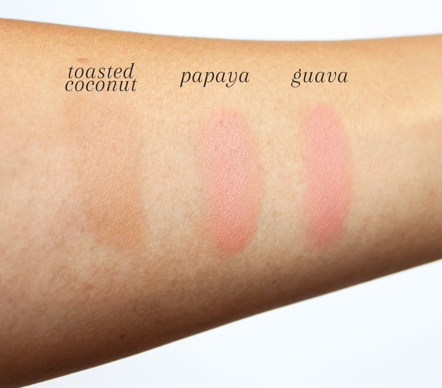 Beauty Vanity | City Color Be Matte Blush Swatches and Review