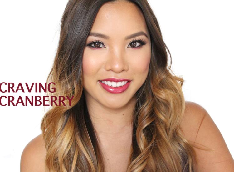 Beauty Vanity | Craving Cranberry Look