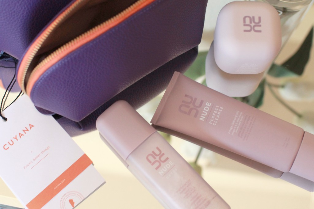 San Francisco beauty blog Cuyana and Nude skincare FEWER BETTER BEAUTY EVENT