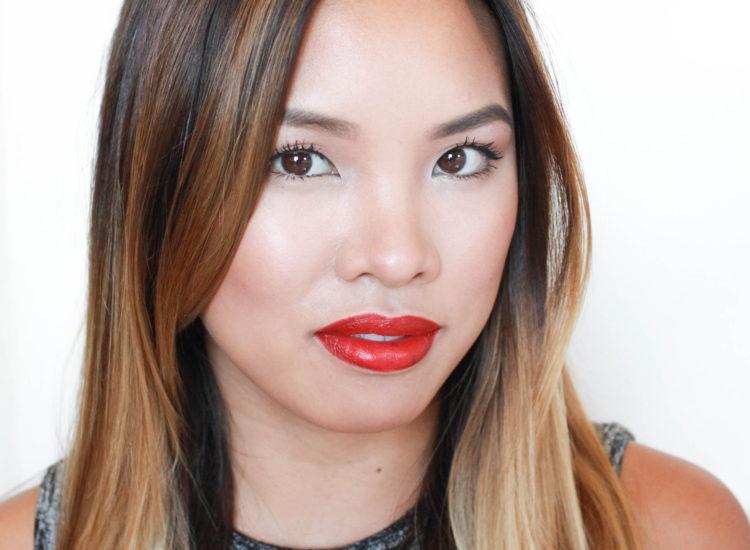 Easy Drugstore Red Lipstick