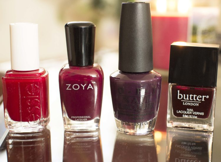 Fall Nail Polishes