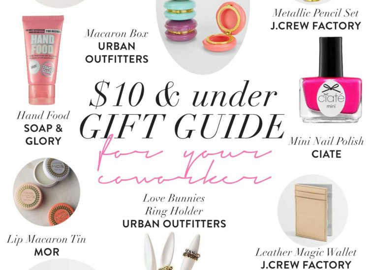 Holiday Coworker Gift Guide