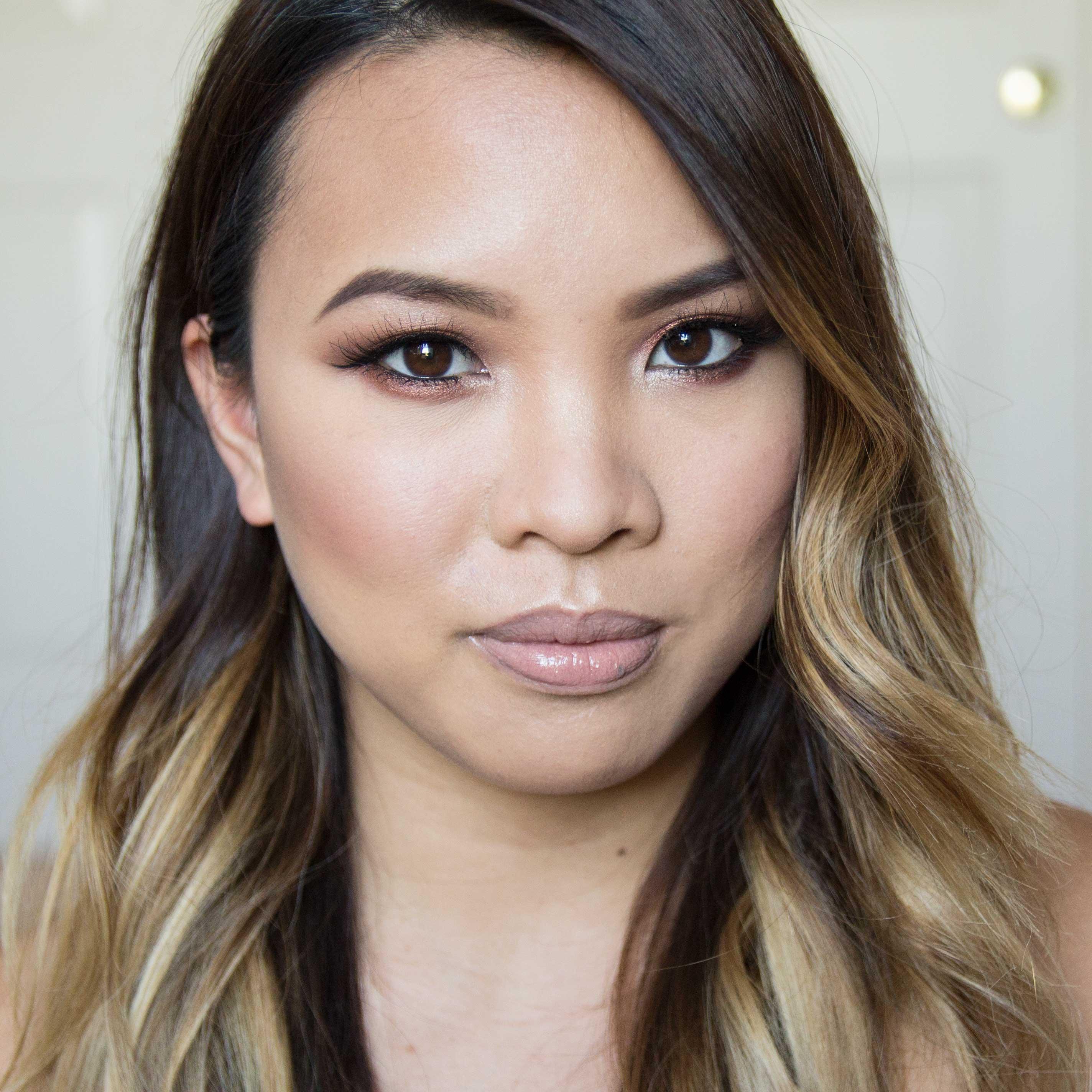Charlotte Tilbury Dolce Vita Makeup Look