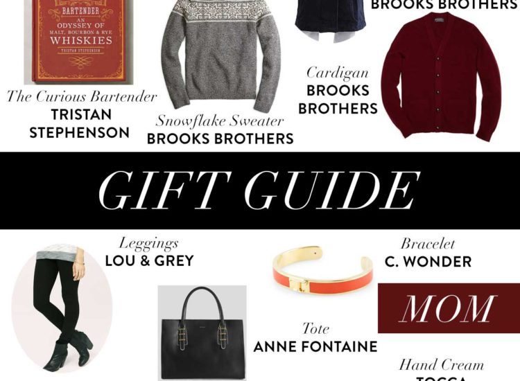 Mom Dad Holiday Gift Guide