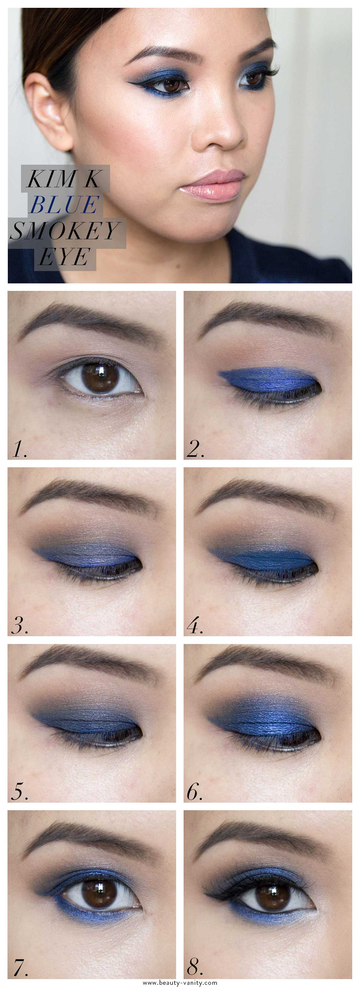 Asian Smoky Eye Makeup 47