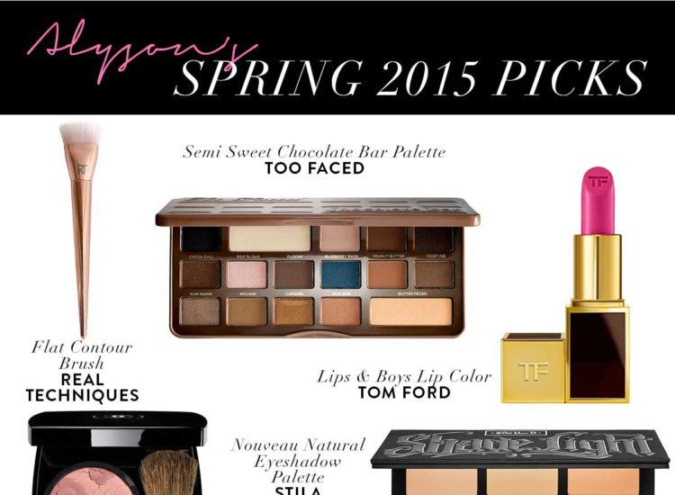 Spring 2015 Cosmetics
