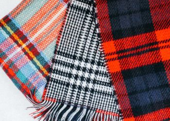 Zara Plaid Scarf Dupes