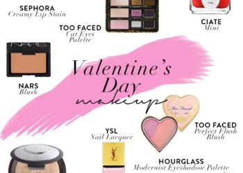 Sexy Sweet Valentine's Day Makeup