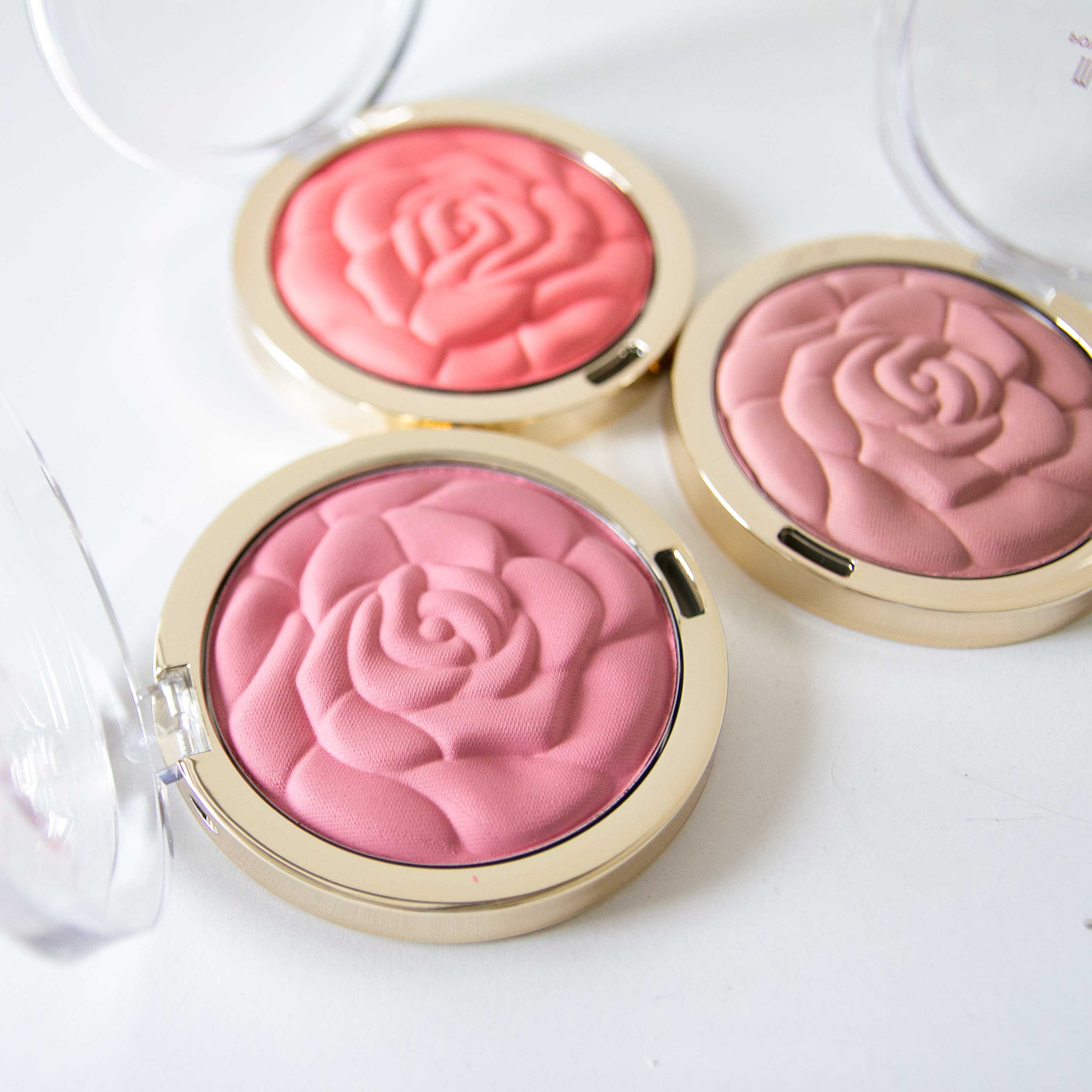 how to put on blush youtube