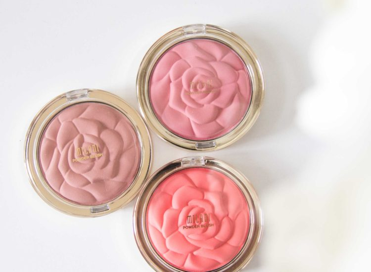 Milani Rose Blush Spring 2015 Review Swatches