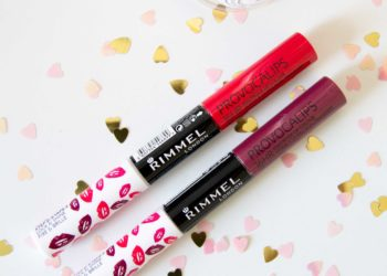 Rimmel Provocalips Review Swatches