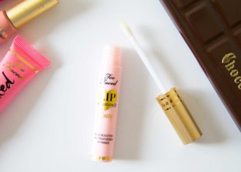 Too Faced Lip Insurance Glossy Review