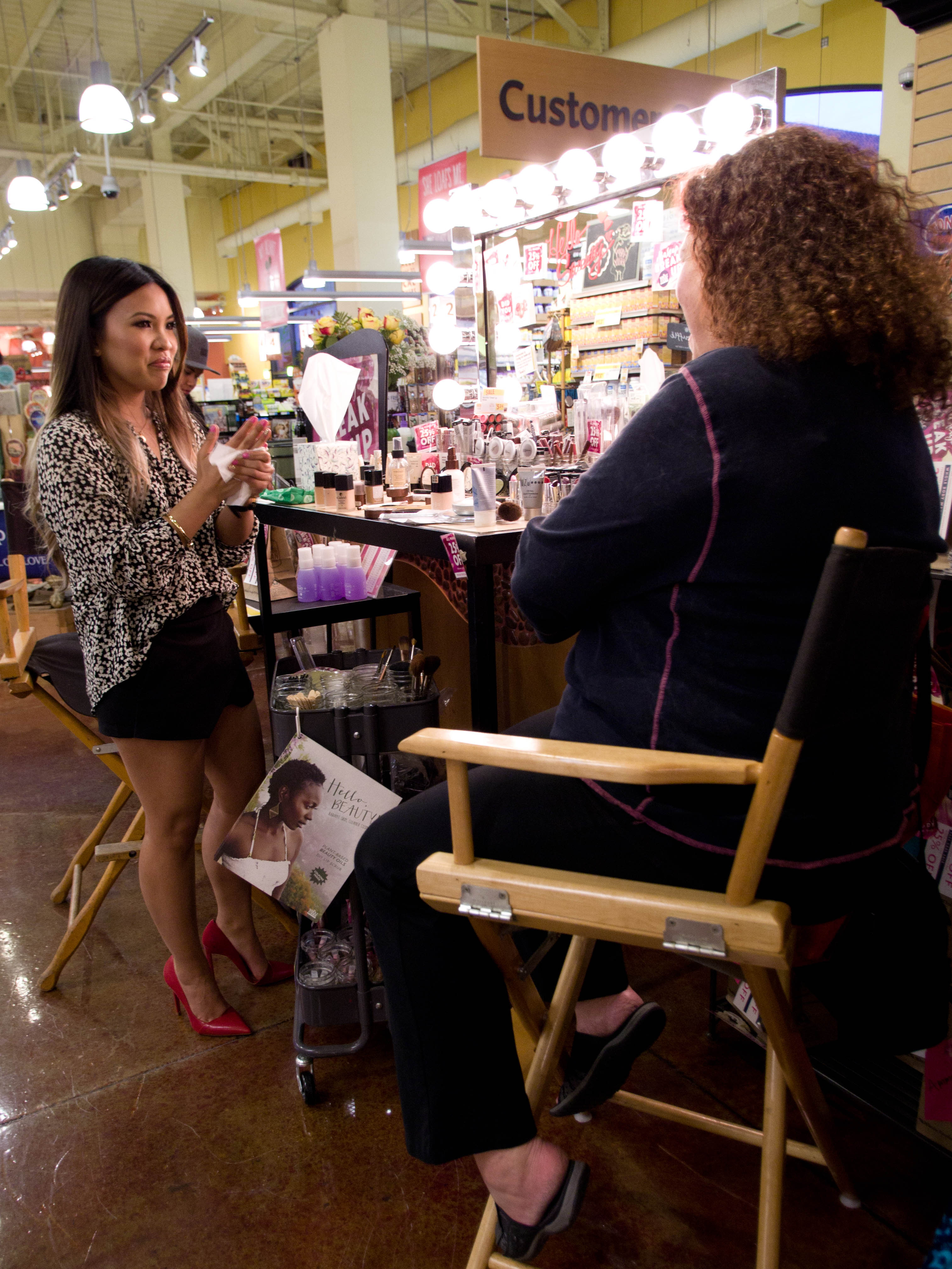 Whole Foods Beauty Event