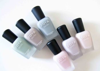 Zoya Naturel Satins Swatches Review Spring 2015