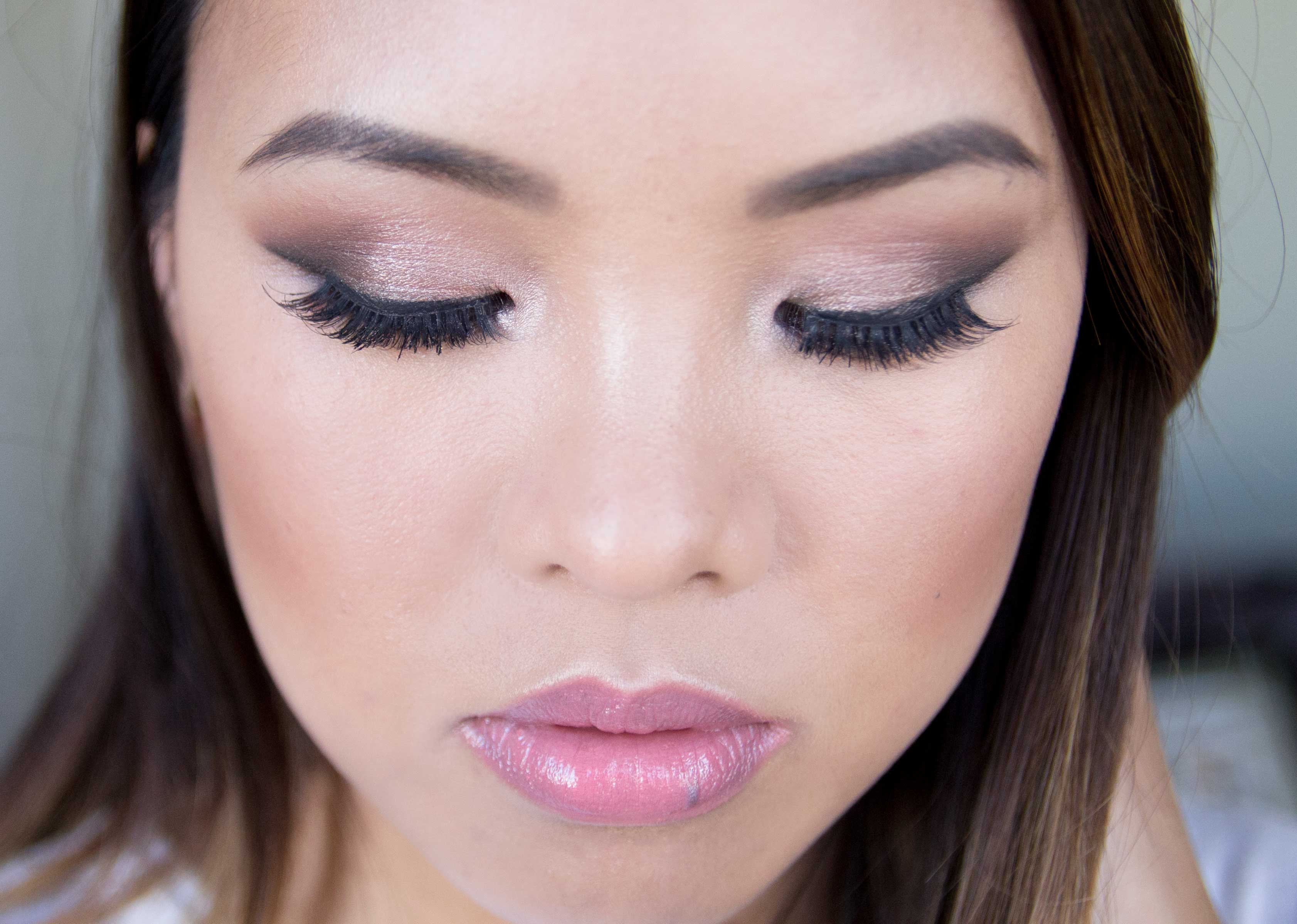 Soft and Pretty Valentines Day Makeup  The Beauty Vanity - Makeup