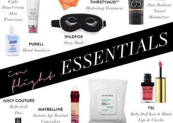 The Beauty Vanity | In-Flight Essentials