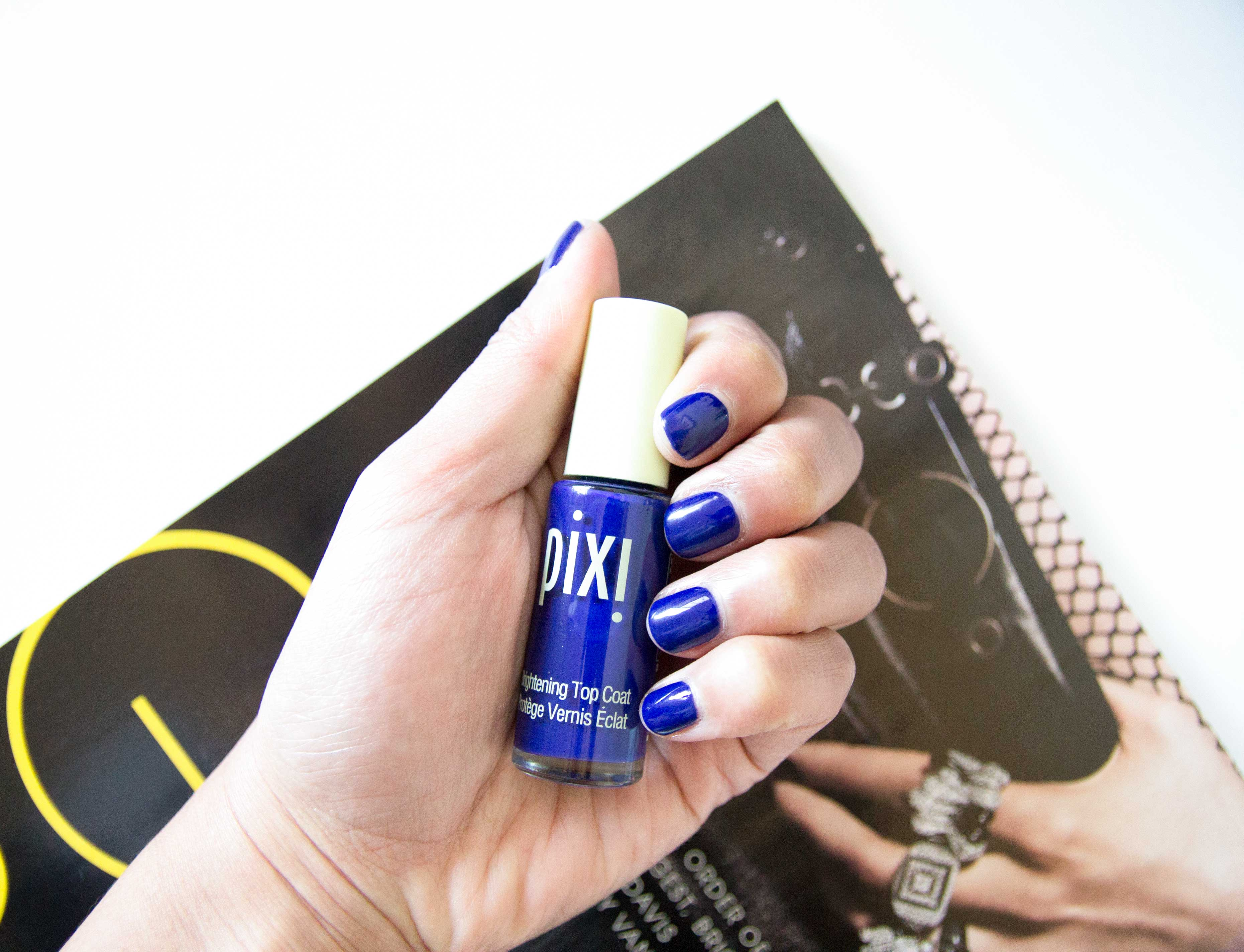 Pixi Amethyst Amore Nail Polish Review & Swatches