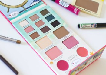 theBalm Balm Voyage 2 Review & Swatches