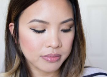 Urban Decay Naked Palette Gold Everyday Makeup Tutorial