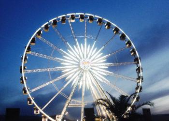 The Beauty Vanity   Coachella Ferris Wheel