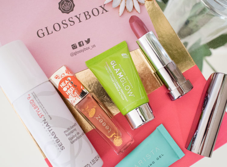 Glossybox US May 2015 Review