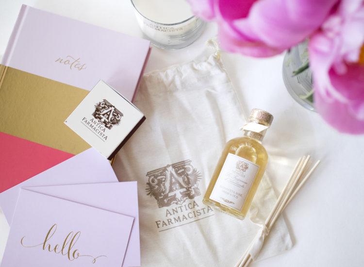 The Beauty Vanity & Antica Farmacista IG Giveaway
