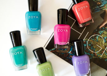 Zoya Summer 2015 Island Fun Collection