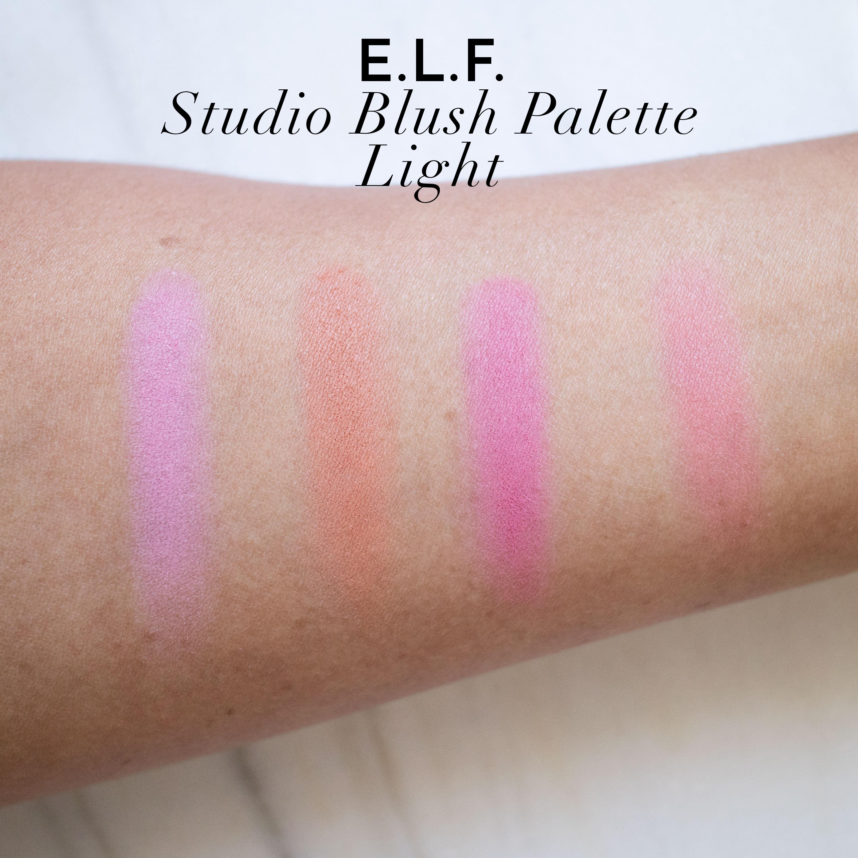 Studio Blush Palette - Light by e.l.f. #10