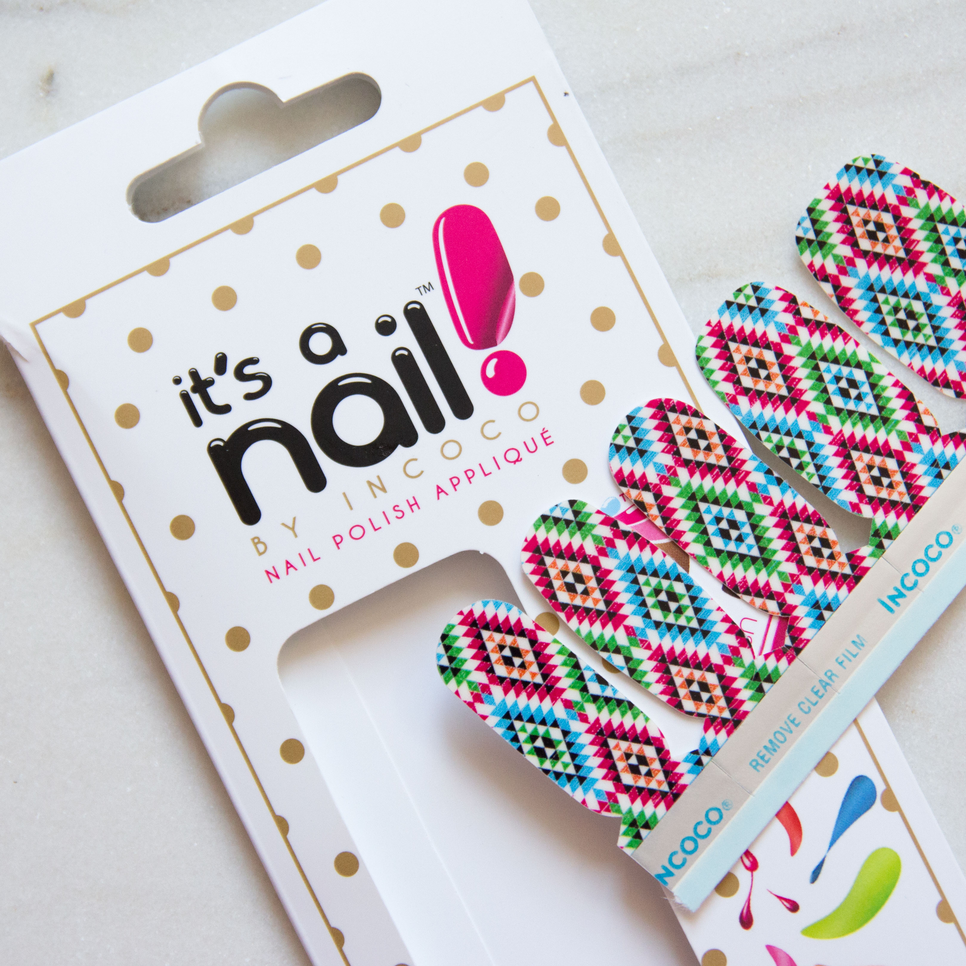 The Beauty Vanity | Incoco It's a Nail Review
