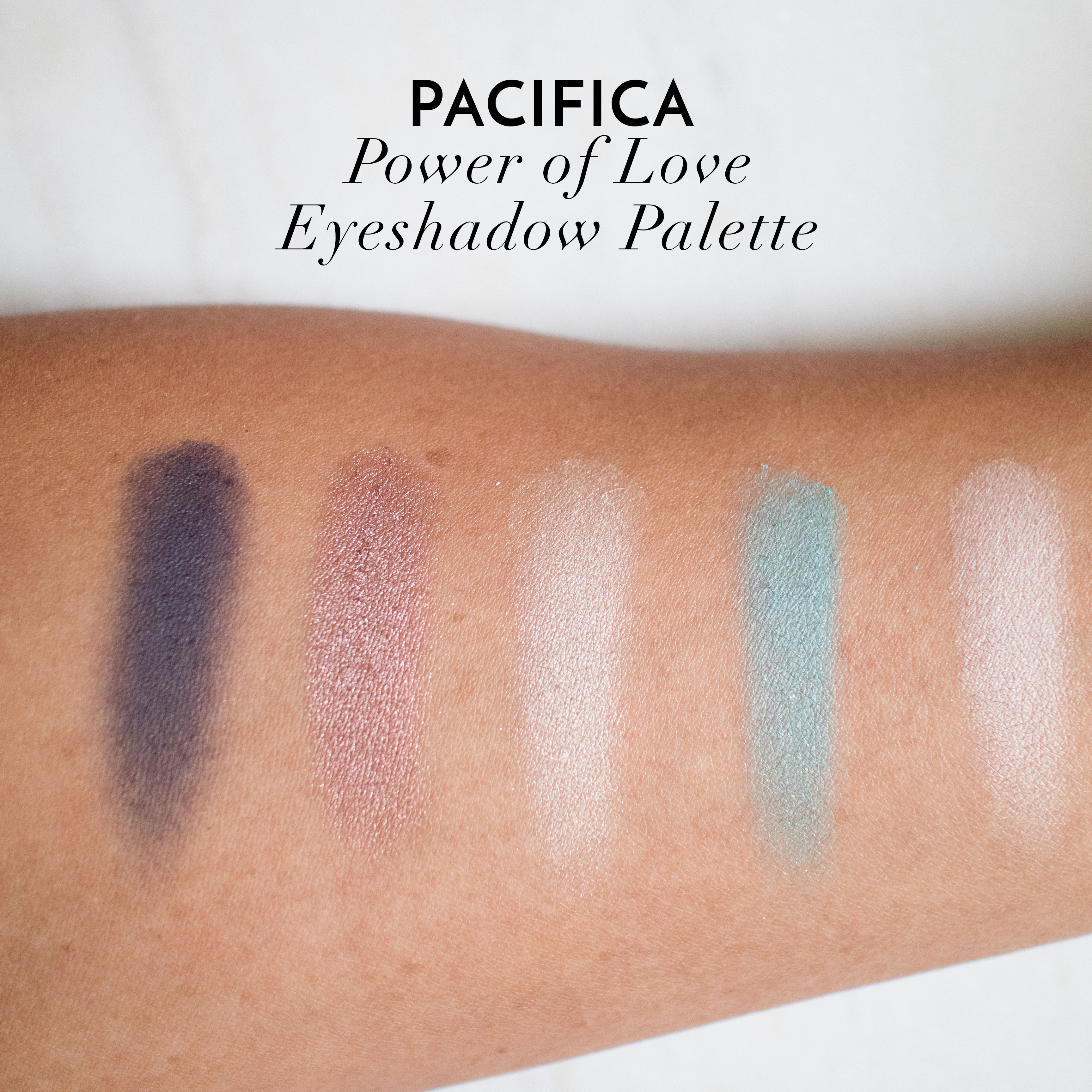 Solar Complete Color Mineral Palette by pacifica #7
