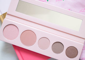 100% Pure Pretty Naked Palette Swatches Review