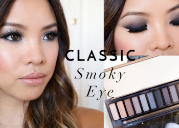 The Beauty Vanity YouTube Classic Smoky Eye Tutorial