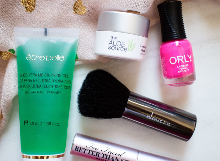 The Beauty Vanity | Glossybox June 2015 Review