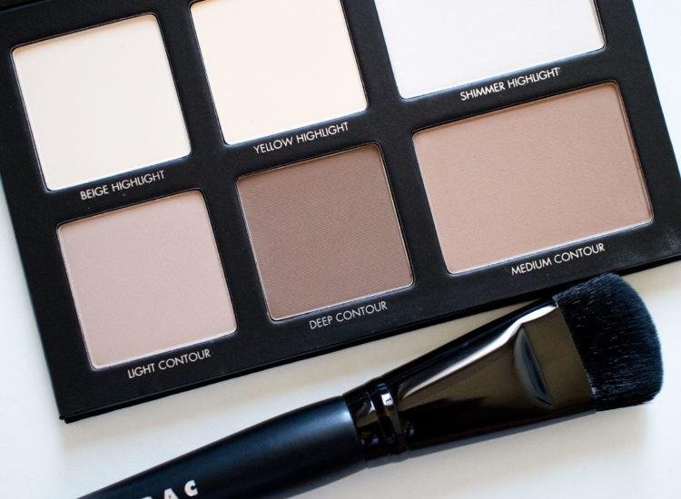 The Beauty Vanity | Lorac PRO Contour Palette Swatches Review