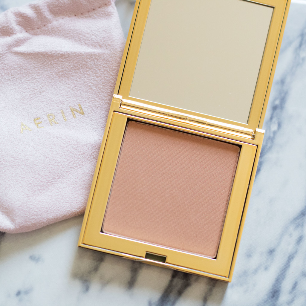 The Beauty Vanity | AERIN Beauty Pretty Bronze Level 01 Swatches Review