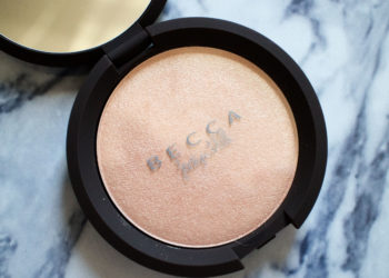 The Beauty Vanity | Becca Jaclyn Hill Champagne Pop Swatches Review