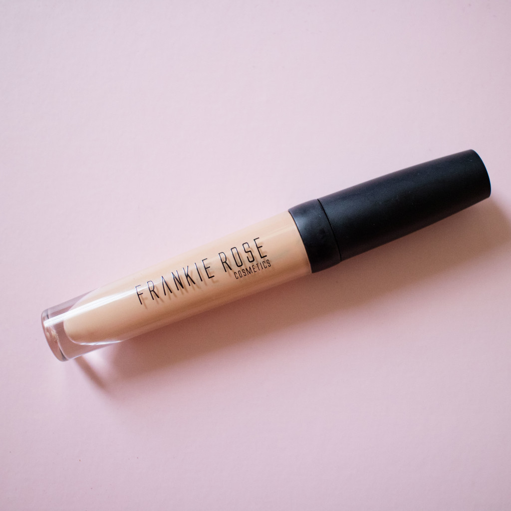 The Beauty Vanity | Frankie Rose Cosmetics Our Lil' Secret Concealer Review Swatches