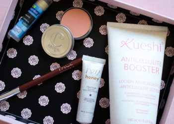 The Beauty Vanity | Glossybox US July 2015 Review
