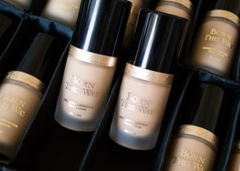 The Beauty Vanity | Too Faced Born This Way Foundation Swatches Review