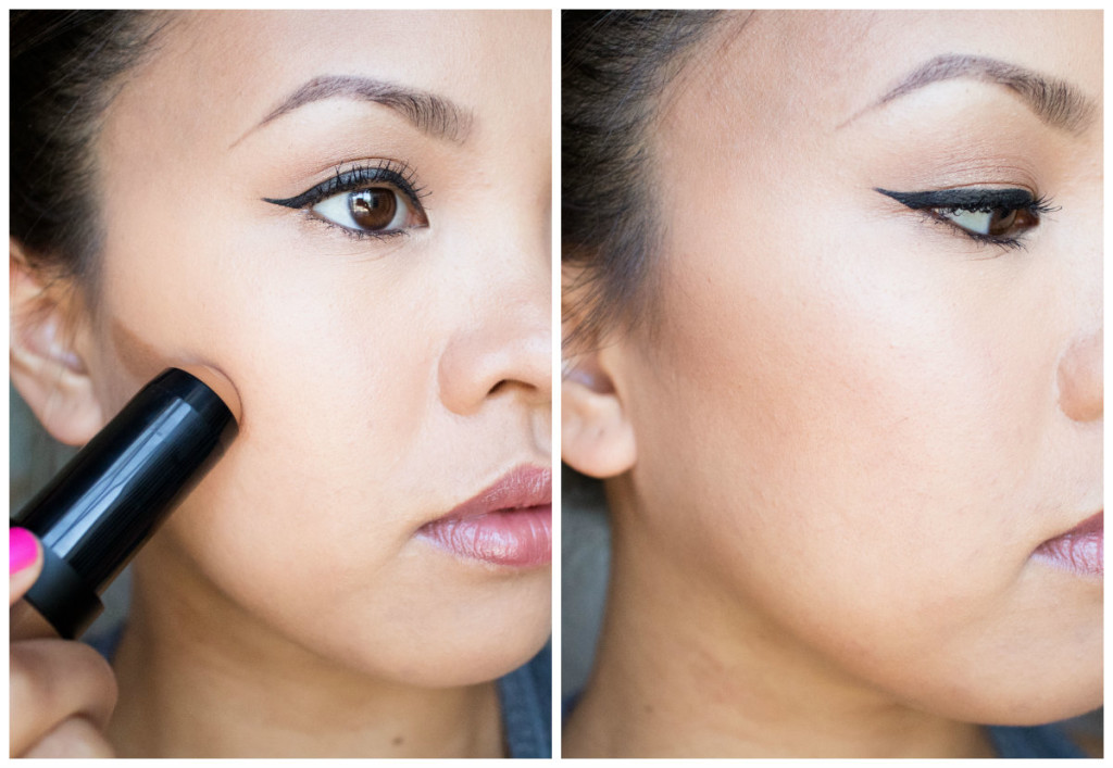 The Beauty Vanity | trèStiQue Bronzer Stick Swatches Review