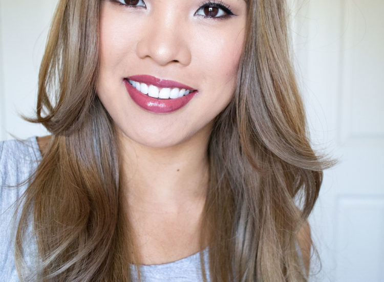 The Beauty Vanity | Umbrella Salon San Jose Asian Blonde Balayage