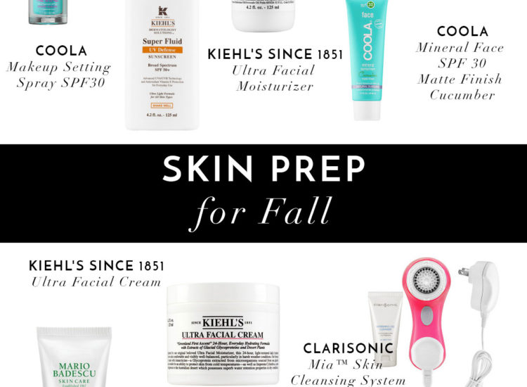 The Beauty Vanity | Allura Skin & Laser Center Fall Skincare Prep