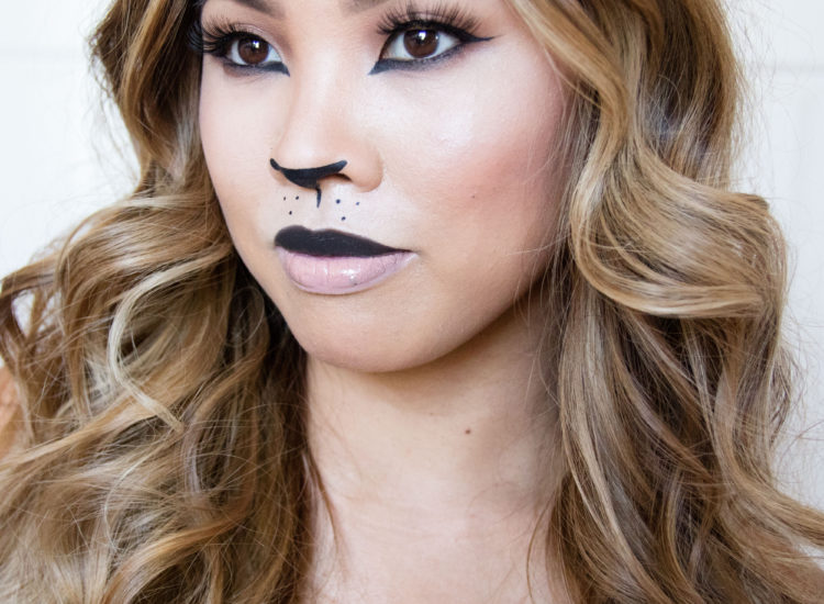 The Beauty Vanity | Lion Makeup Tutorial Costume